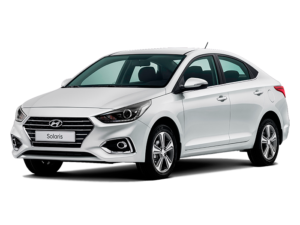Аренда машины Алушта Hyundai Solaris