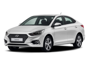 Прокат машины в Алуште Hyundai Solaris II