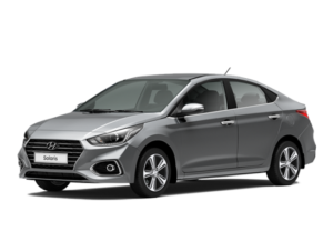 Взять в прокат автомобиль Hyundai Solaris Алушта