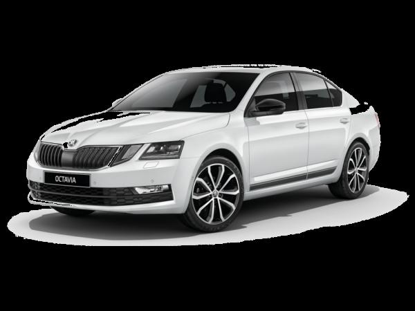 Взять авто Skoda Octavia напрокат в Алуште