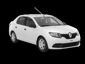 Прокат авто Renault Logan в Алуште