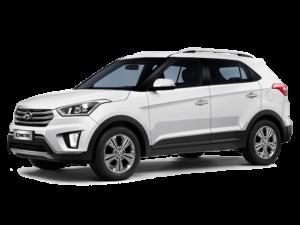 Взять напрокат автомобиль Hyundai Creta в Алуште