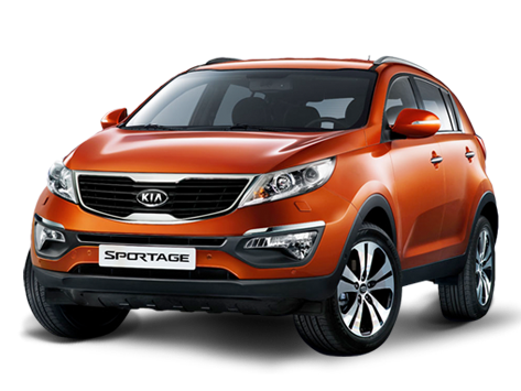 Взять Kia Sportage напрокат в Алуште