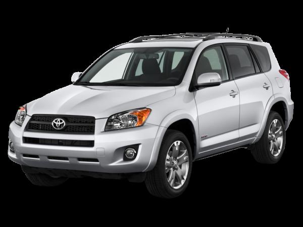Аренда внедорожника Toyota RAV4 в Алуште