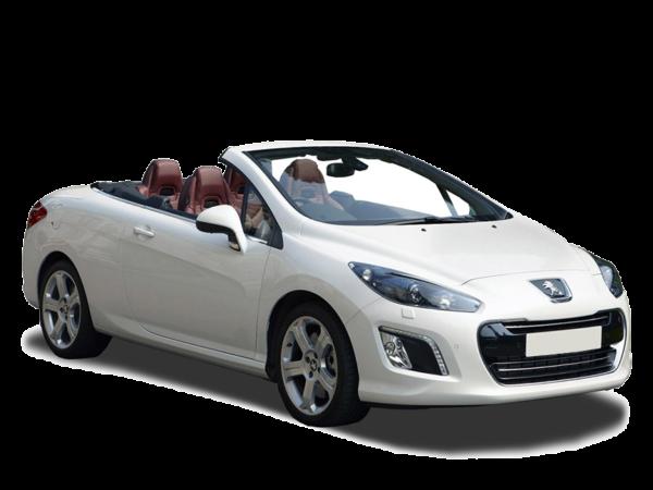 Прокат авто Peugeot 308 CC в Алуште