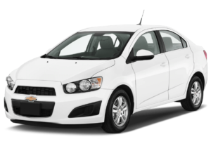 Арендовать авто Chevrolet Aveo New в Алуште